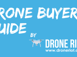 drone buyers guide infographic