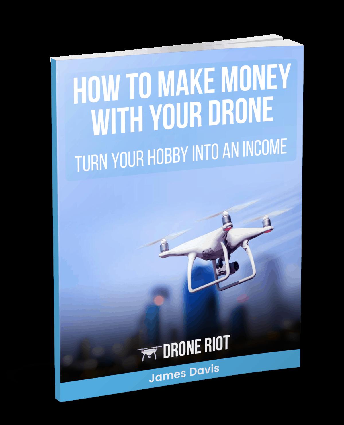Drone Riot - eBook