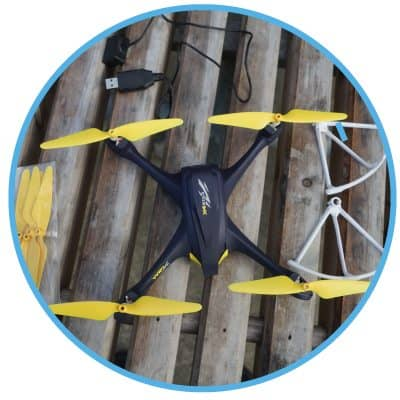 Hubsan H057A review