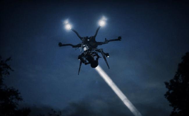 drone riot