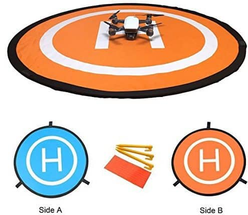 Best Drone Accessories - Landing Pad