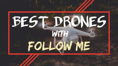 best drone with follow me