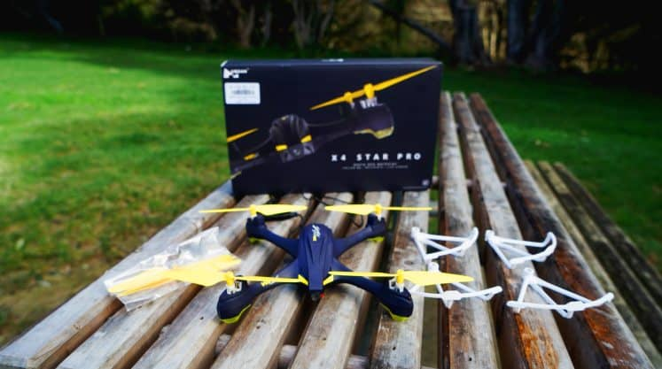 Hubsan H507A Review