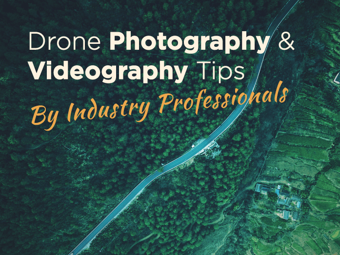 Drone photography tips for beginners