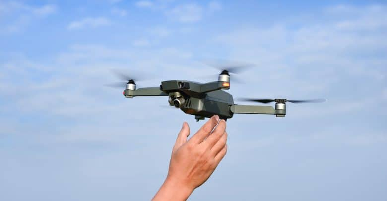 What is drone technology