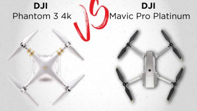 DJI Mavic Pro Platinum VS DJI Phantom 3 4K (Other Models)