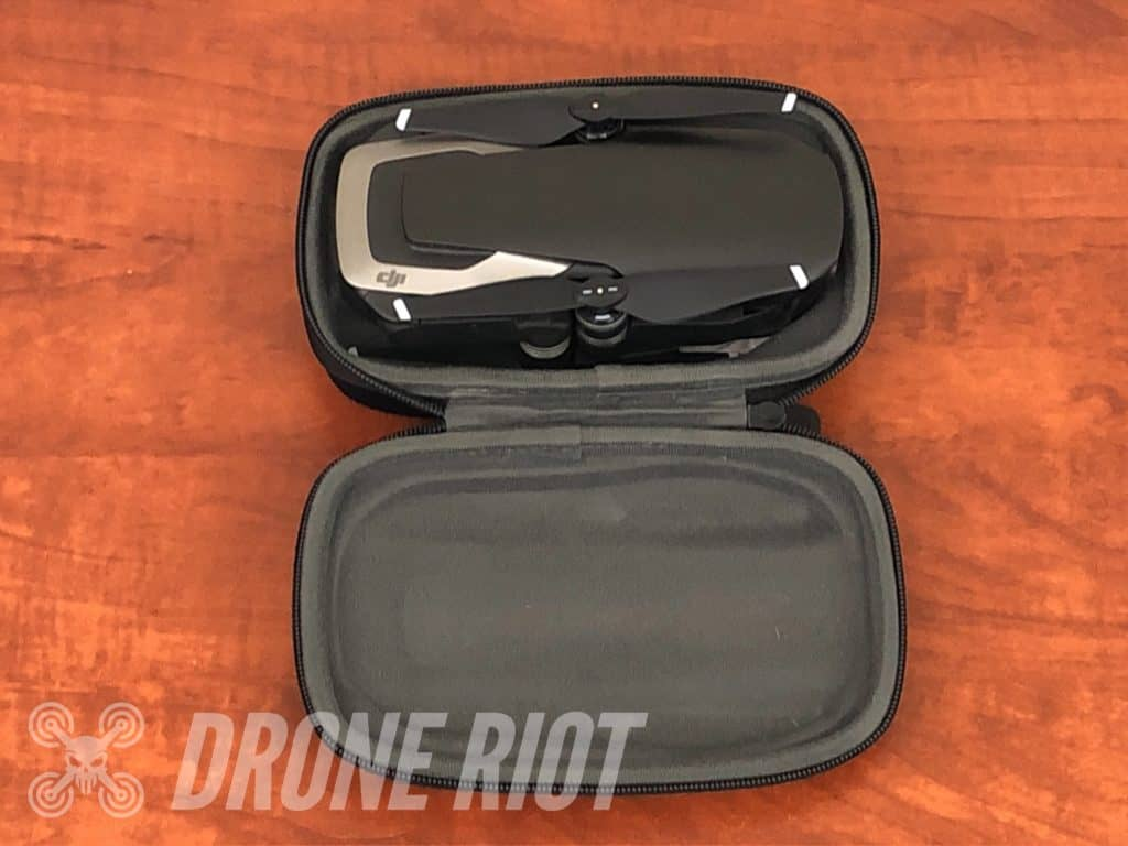 Mavic Air in Travel Bag