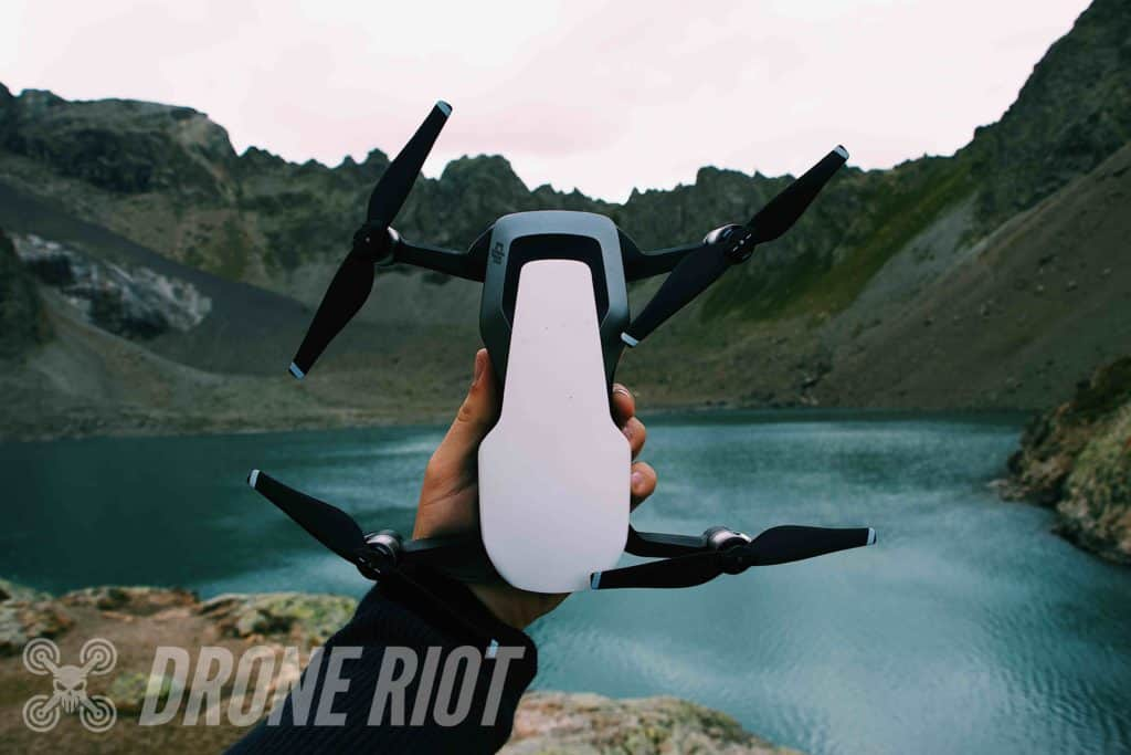 Mavic Air Drone Riot Review