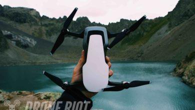 Mavic Air Drone Riot Review